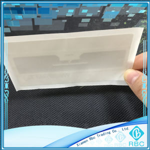 Passive Adhesive RFID Label Tag with Az9654 Chip for Printer pictures & photos