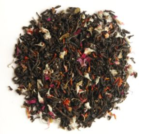 Black Tea with Guava and Lichee Fruit Flavor pictures & photos