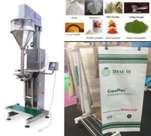 1-30kgs Weigh-Fill Powder Filling Machine pictures & photos