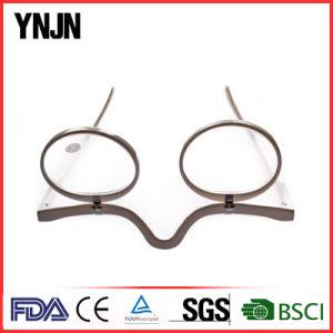 New Designer Ynjn Round Plastic Funny Reading Glasses (YJ-143) pictures & photos