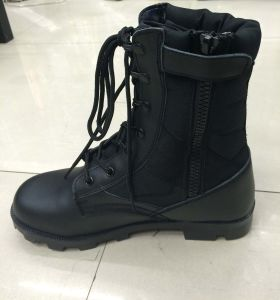 General Leather Army Military Boots pictures & photos
