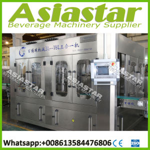 Complete 3-in-1 Automatic 5L Bottling Water Filling Plant pictures & photos