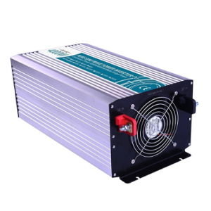 48VDC to 110V 4000W Pure Sine Wave Power Inverter pictures & photos