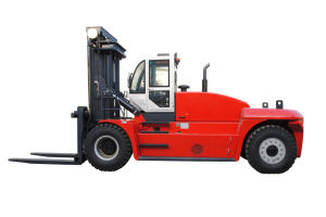 China Good Quality Heavy Diesel Forklift 13ton pictures & photos