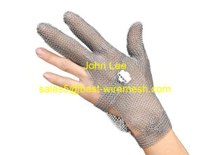 Safety Metal Stainless Steel Gloves pictures & photos