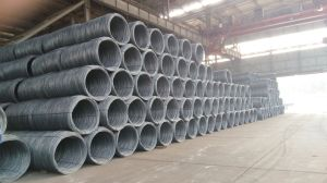 Hot Rolled Wire Rods with Grade: SAE1006/1008/1010