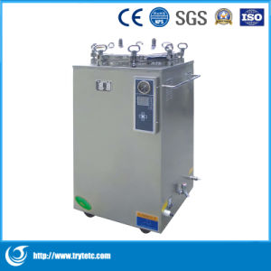Autoclave Machine-Vertical Pressure Steam Sterilizer pictures & photos