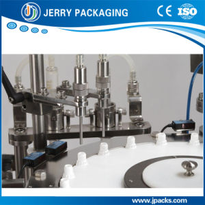 Automatic Small Bottle /Bottling Filling Capping Machine for Eye Drops pictures & photos