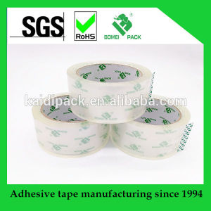 Super Clear BOPP Self Adhesive Packing Tape No Noise pictures & photos