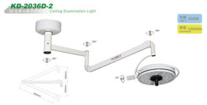 Hospital LED Operating Lamp Wt-2036D pictures & photos