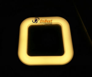 IP65 Decorative 12W LED Light for Ceiling in Square Shape pictures & photos