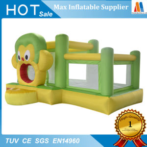 840d Polyester and Tarpaulin Inflatable Monkey Play Bouncer with Pool pictures & photos
