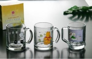 High Quality Glass Mug with Good Price Coffee Cup Kb-H0167 pictures & photos