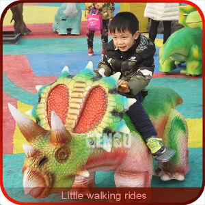 Outdoor Amusement Animatronic Dinosaur Ride pictures & photos