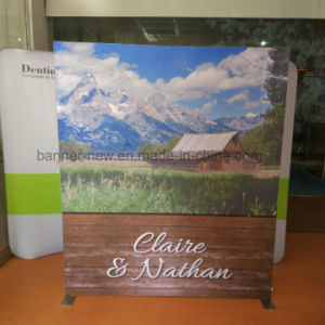 Easy Change Fabric Aluminum Frame Display Banner pictures & photos