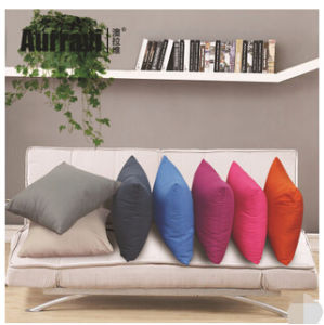 100% Button Soft Sofa Cushion (T06) pictures & photos