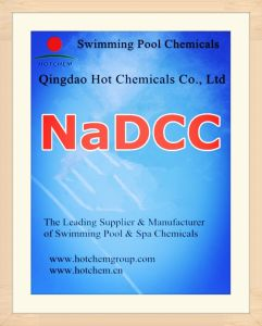 56%/60% SDIC Water Treatment Disinfectant Chemicals CAS 2893-78-9 pictures & photos