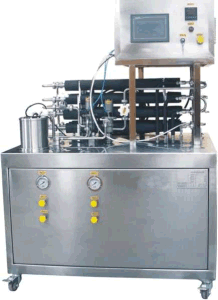 Full Automatic 3L-150L Lab Type Milk Pasteurizer pictures & photos