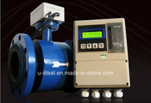 Combined and Separated Type Electromagnetic Flow Meter, Integrated and Separated pictures & photos