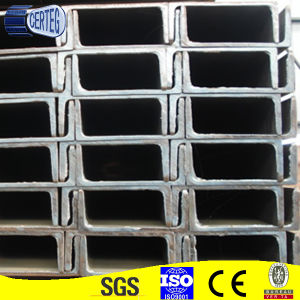 Hot Rolled Structure Steel U Channel with Sizes (UC003) pictures & photos