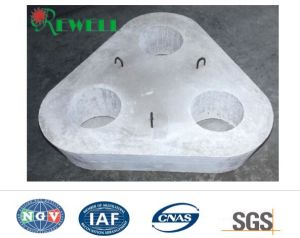 Castable and Precasting Blocks for Electric Furnace Top pictures & photos