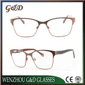 High Quality Popular Metal Eyewear Eyeglass Optical Frame 49-502 pictures & photos