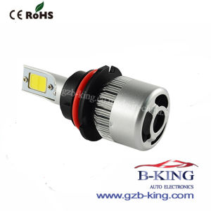 2016 New 9004 COB Car Headlight pictures & photos