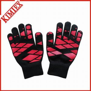 Winter Warm Knitted Magic Promotion Printing Gift Glove pictures & photos