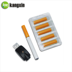 No Leaking, No Smell Rechargeable E-Cigar, Mini Electronic Cigar with Cheap Price (BS400)