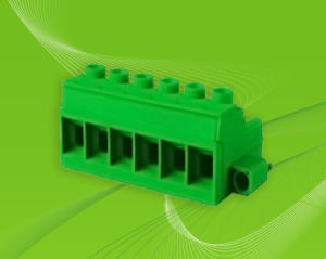 Pluggable Terminal Block with High Current Voltage 115A/600V pictures & photos