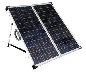 140W Portable Folding Solar Panel Kits for Camping pictures & photos