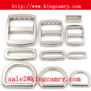 Purse Slides Buckle Moveable Bar Buckles Adjustable Bag Buckles Strap Slider Buckles Tri-Glide Adjustable Buckle pictures & photos