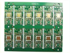 Fr-4 PCB Making