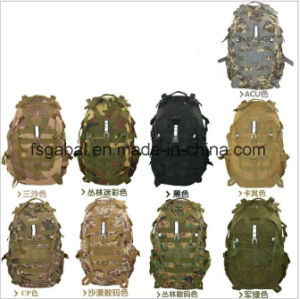 Waterproof Oxford Outdoor Sports Travel Mochila Hiking Backpack pictures & photos
