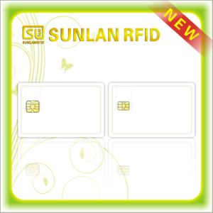 OEM Blank RFID Chip or Contact IC Chip Card pictures & photos