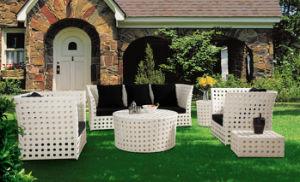 Outdoor Rattan Sofa Furniture/PE Rattan Furniture Sofa (BZ-SF043)
