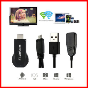 TV Dongle Wi-Fi Miracast Chromecast Tablet PC TV Stick pictures & photos