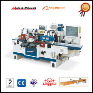 Automatic Woodworking Machine for 4 Side Planer Moulder pictures & photos