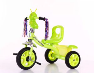 2017 Hot Sell Plastic Baby Tricycle pictures & photos
