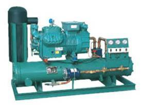 Water Cooled Condensing Unit Made pictures & photos