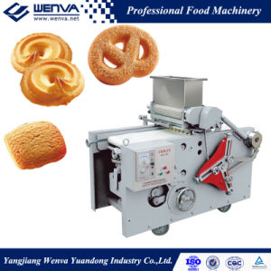 Tray Type Small Cookie Machine pictures & photos
