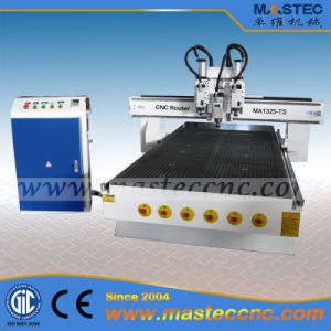 Wood Router with 3 Spindles for Atc Function (MA1530-TP)