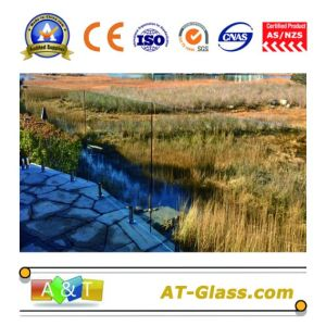 8mm 10mm 12mm Tempered Glass/Toughened Used for Frameless Glass Fencing/Glass Safety Fencing pictures & photos