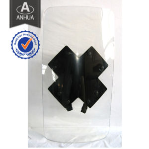 Military Police Anti Riot Shield with PC Material pictures & photos