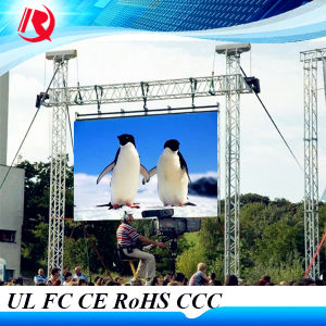 2016 Finished Products Full Color Video Outdoor LED Display pictures & photos