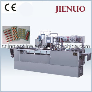 Jienuo Automatic Medicine Blister Packing Machine (DPB-140) pictures & photos