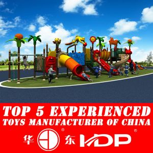 2014 Safety Outside Playground Equipment for Sale (HD14-082B) pictures & photos