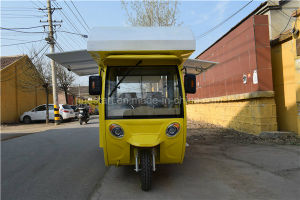 Mobile Kitchen Car Is Always Useful for Cooking Fastfood pictures & photos