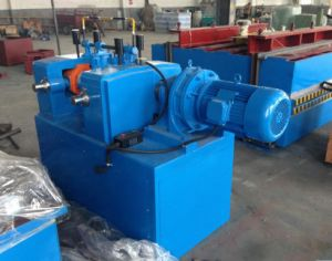 Plastic and Rubber Mixing Mill Two Roll Mill pictures & photos