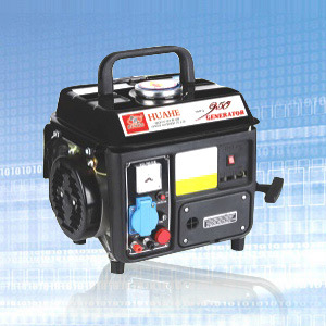 HH950-B02 Portable Generator, Standby Gasoline Generator for Camping (400W/500W/600W) pictures & photos